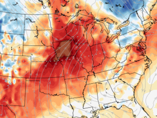 Extreme heat relief is on the way