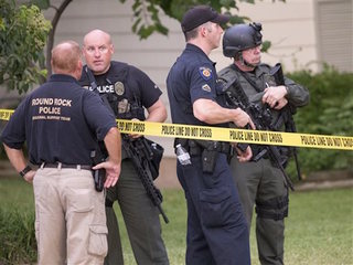 Texas officer shot and killed, sheriff says