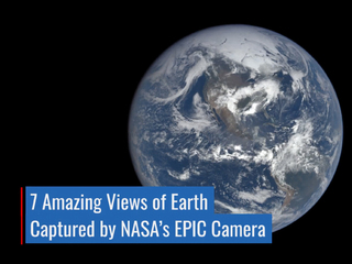 WATCH: 7 Amazing views of Earth captured by NASA