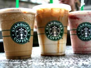 Groupon offers $5 for $10 Starbucks gift cards