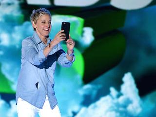 Is this Ellen DeGeneres tweet racist?