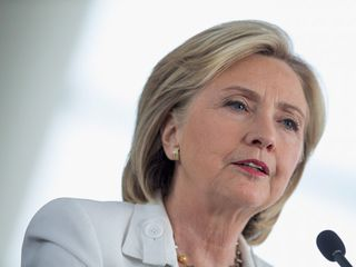 Clinton says foundation has been transparent