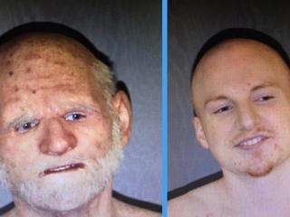 Suspected drug dealer captured wearing mask
