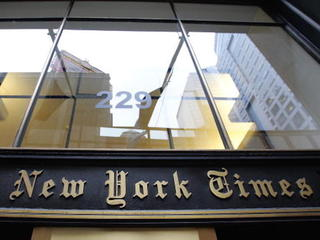 Did Russia just hack the New York Times?