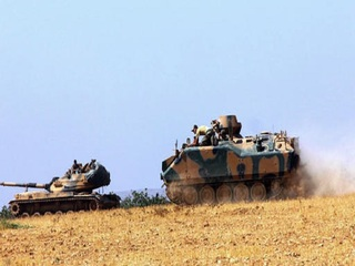 Turkey: Operation to free IS-held Syrian town