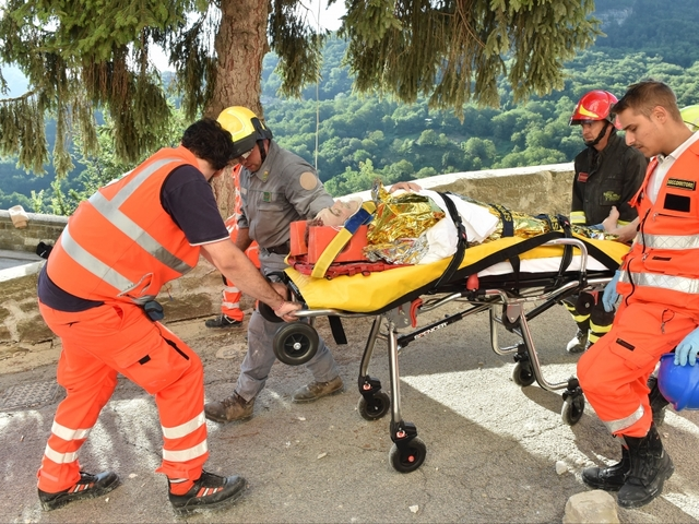 An Earthquake Has Rocked Central Italy; Dozens Dead, Many Missing