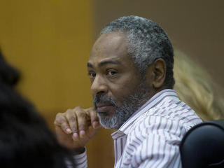 Man given 40 years for burning gay couple