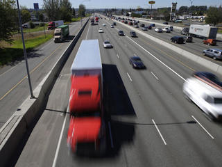 Could truck drivers be forced to slow down?