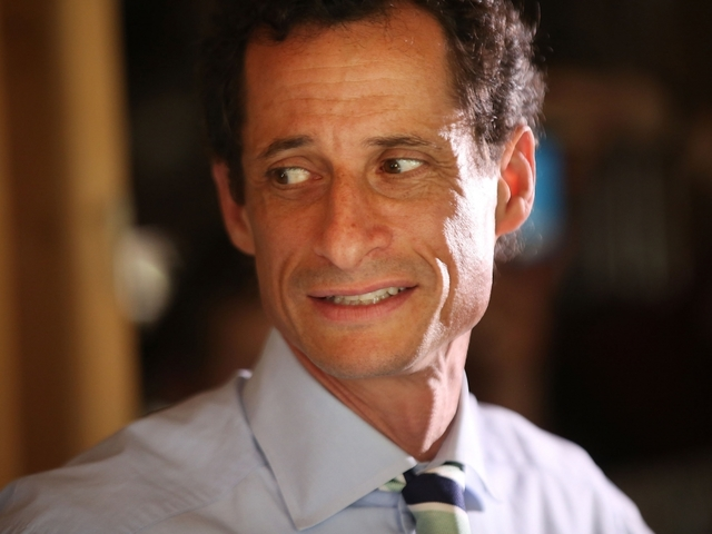 Former New York mayoral candidate Weiner in another sexting scandal