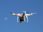 Drone crashes at Petco Park during Padres game