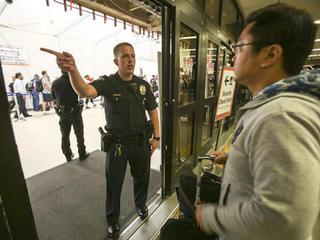 LAX returns to normal after false alarm