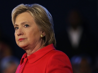 Clinton pitches her foreign policy to Legion