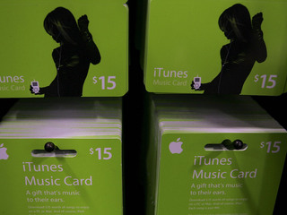 Don't fall for this iTunes gift card scam