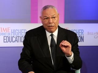 Colin Powell endorses Hillary Clinton