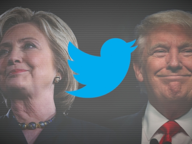 Twitter will live-stream general election presidential debates
