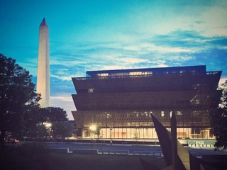 Obama's pumped about new black history museum