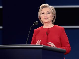 Hillary Clinton debate fact check