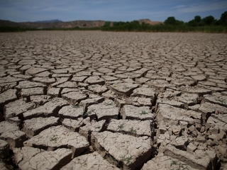 Monitor: Drought ends in nearly 1/4 of Calif.