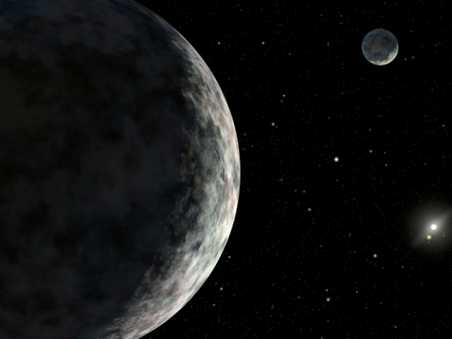 New dwarf planet near Pluto found by astronomers