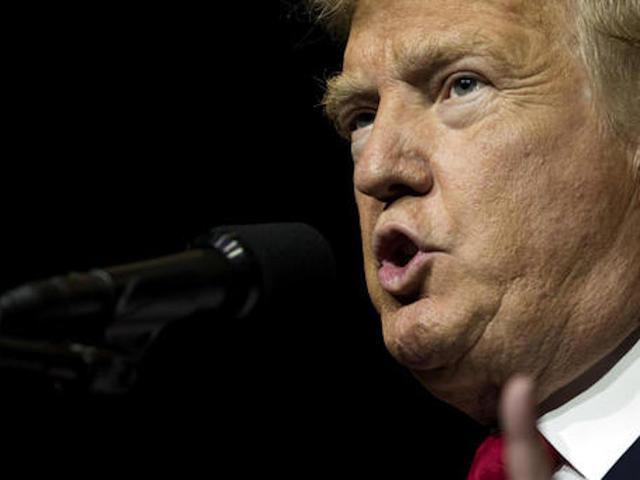 Trump calls female accusers 'horrible, awful liars'