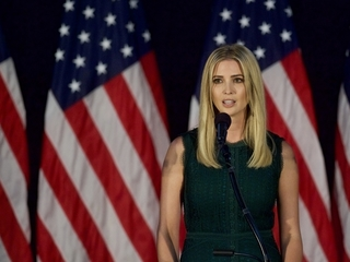 Ivanka Trump moving into White House office