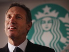 Starbucks CEO will step down in April