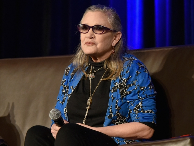 Carrie Fisher's mother provides positive update on current situation