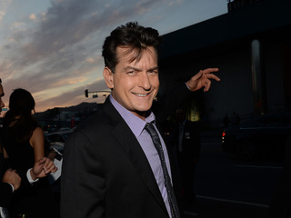 Charlie Sheen: 'Dear God; Trump next, please'