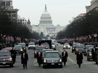 Some San Diegans head to DC for inauguration