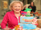 Betty White celebrates 95th birthday