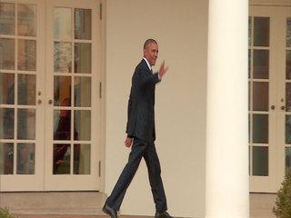 President Obama's last words to America