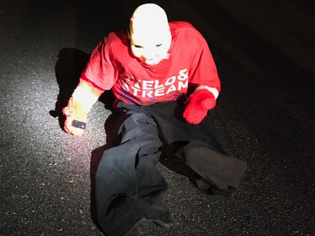 Dummy dressed as child used in attempted carjacking in North Carolina