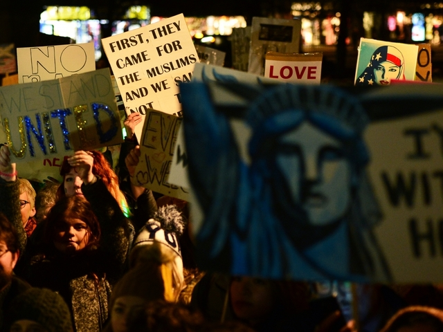 Judges Voice Doubts Over Legality Of Trump's Muslim Ban