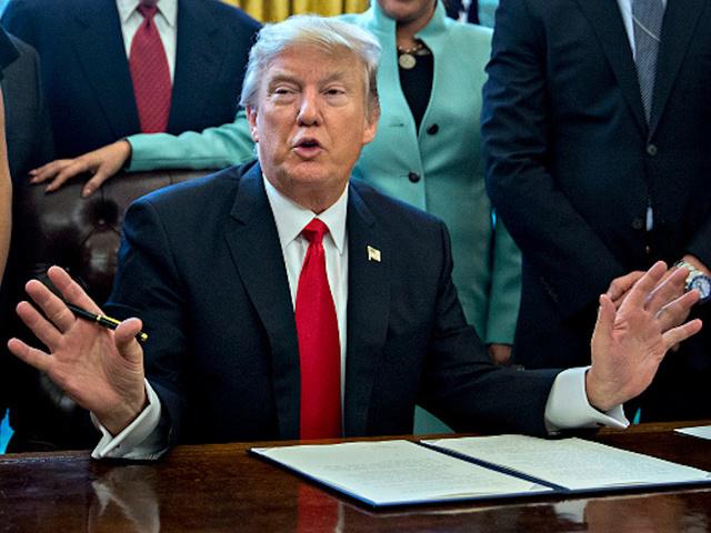 Trump travel order revoked 100000 visas