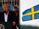 Trump tweets further criticism of Sweden