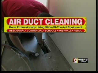 Angie's List: Avoid an air duct cleaning scam
