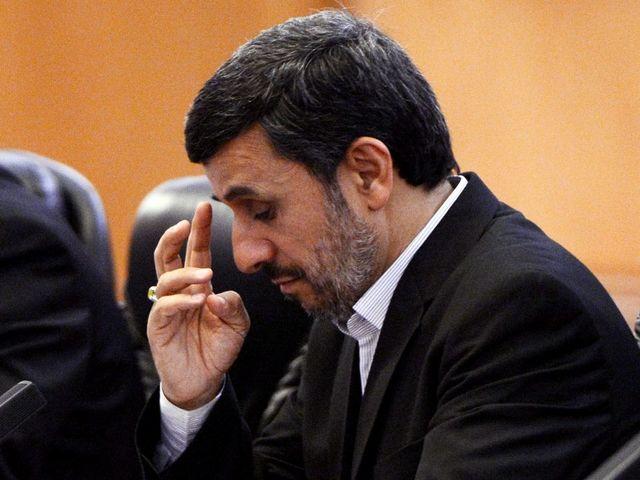 Ahmadinejad to run in Iranian presidential election