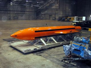 'Mother of all bombs' death toll rises