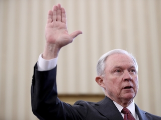 DOJ: Sessions did not disclose Russian meetings