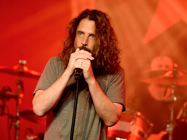 Soundgarden singer Chris Cornell dies aged 52