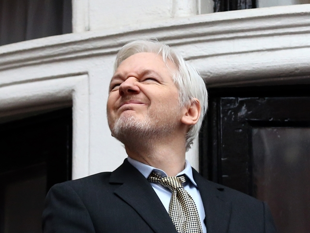 Will not forgive those who slandered me, says Wikileaks founder Julian Assange