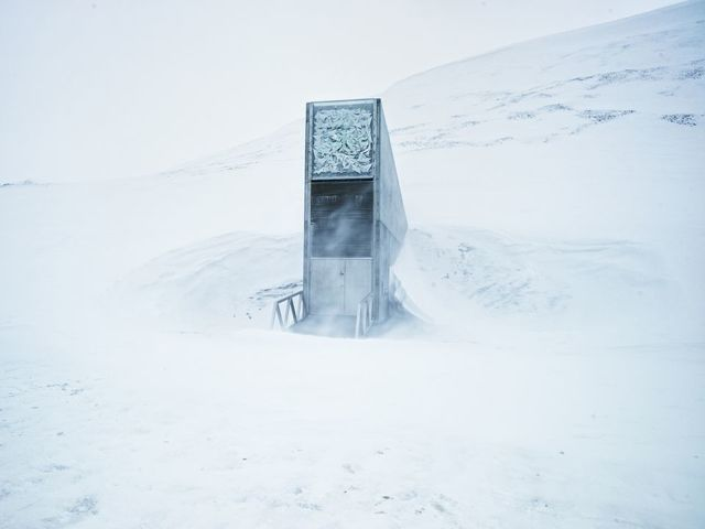Doomsday Seed Vault Floods As Record Highs Melts Permafrost