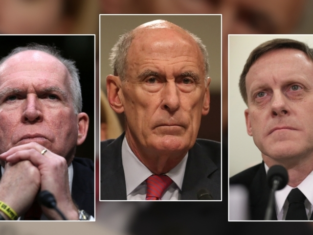 Central Intelligence Agency ex-chief cites signs of possible Trump campaign ties to Russian Federation