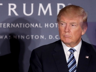 Trump Organization may not abide by Constitution