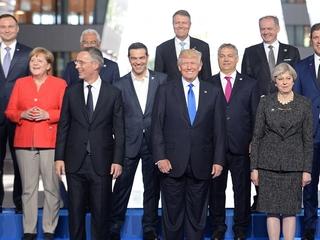 Report: Trump criticizes Germans in NATO meeting