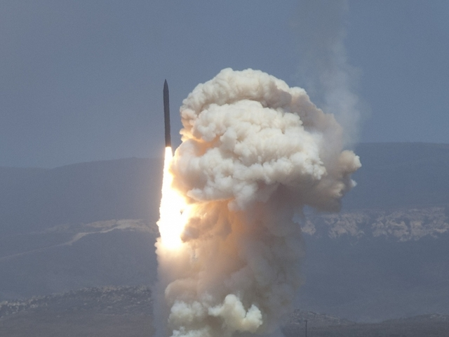 Pentagon: US planning first test of ICBM intercept