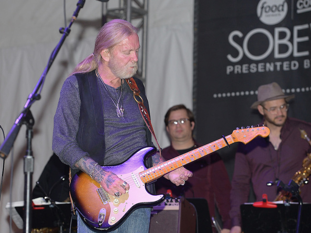 Rocker Gregg Allman dies at 69