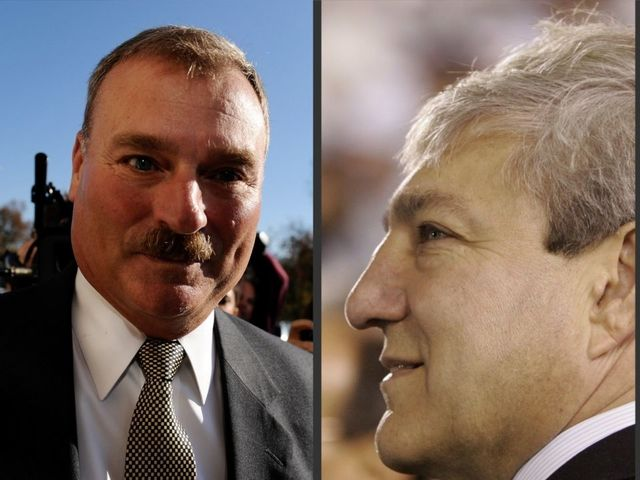 Former Penn State officials get jail time in Sandusky case