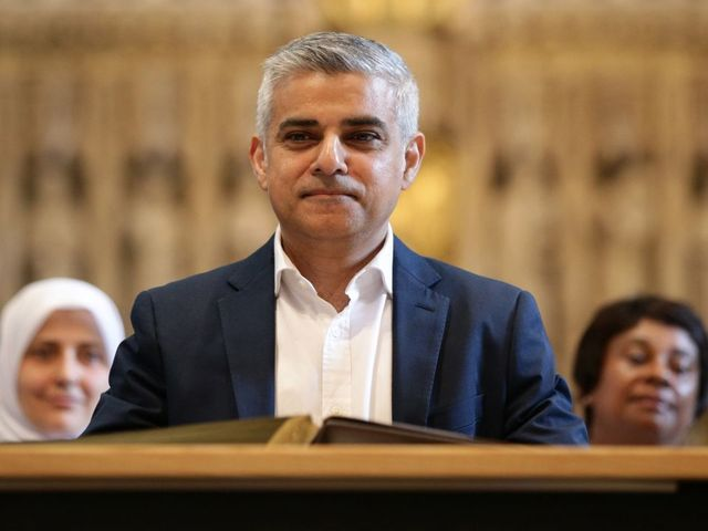 Scrap Trump's state visit, urges London mayor Sadiq Khan