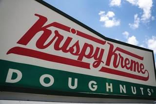 Teachers get free Krispy Kreme coffee in June...